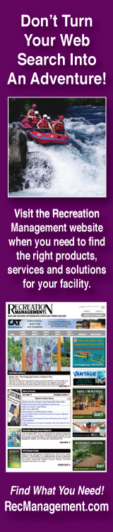 Recreation Management - Don't turn your web search into an adventure! - Visit Recreation Management