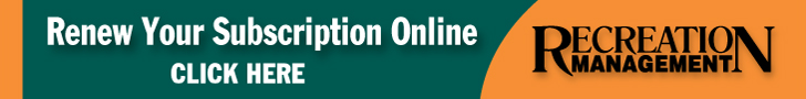 Recreation Management - Suscribe Free - Start your free subscription online