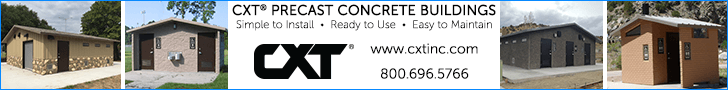 CXT Concrete Buildings - Simple to Install. Ready to Use. Easy to Maintain.