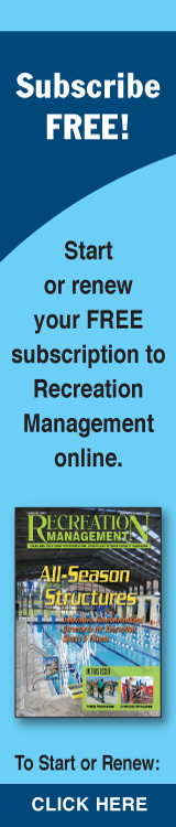 Recreation Management - Subscribe Free - Start or Renew your free subscription online