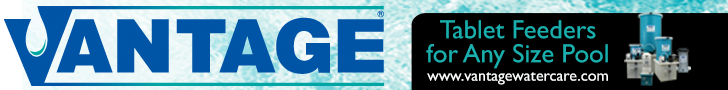 Vantage - Tablet Feeders for Any Size Pool