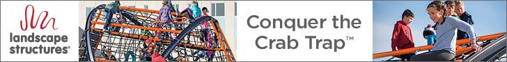 Landscape Structures - Conquer the Crab Trap™
