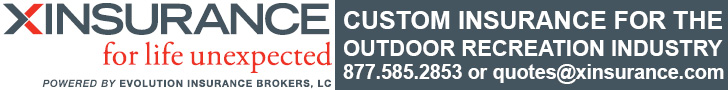 XInsurance for Life Unexpected - Custom Insurance for the Outdoor Recreation Industry