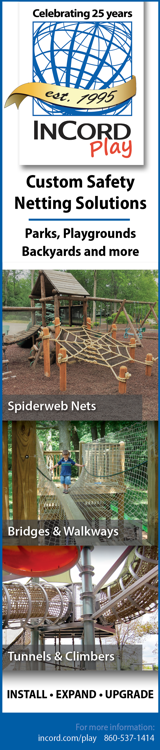 InCord Custom Safety Netting Solutions - Parks, Playgrounds, Backyards and more