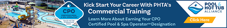 Pool & Hot Tub Alliance - Kick Start Your Career With PHTA's Commercial Training