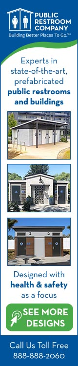 Public Restroom Company - Experts in state-of-the-art, prefabricated public restrooms and buildings