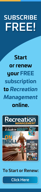 Recreation Management - Subscribe Free - Start or Renew your free subscription to Recreation Management online