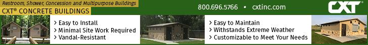 CXT Concrete Buildings - Restroom, Shower, Concession and Multipurpose Buildings