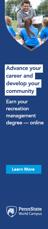 Penn State World Campus - Advance your career and develop your community. Earn your recreation management degree — online