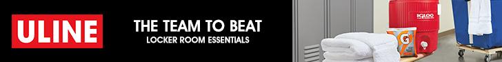 ULINE - The Team to Beat - Locker Room Essentials