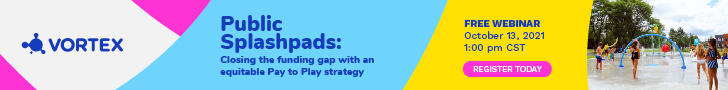 Free Webinar! Public Splashpads: Closing the Funding Gap With an Equitable Pay-to-Play Strategy