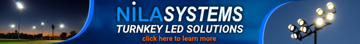NILA Lighting Systems - Turnkey LED Solutions - Click here to learn more